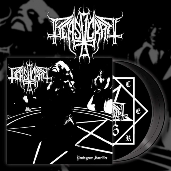 Beastcraft - Pentagram Sacrifice - LP