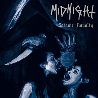 Midnight - Satanic Royalty - Digipak CD