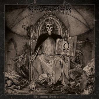 Grafvitnir - Venenum Scorpionis - Digipak CD