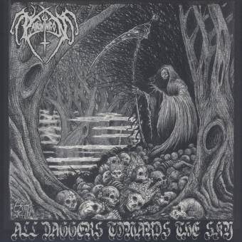 Patronymicon - All Daggers Towards The Sky - CD
