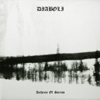 Diaboli - Anthems of Sorrow - CD