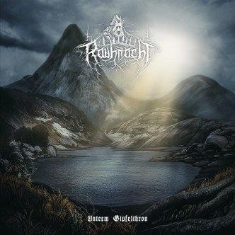 Rauhnacht - Unterm Gipfelthron - Digipak CD