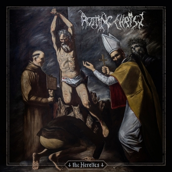 Rotting Christ - The Heretics - Digipak CD