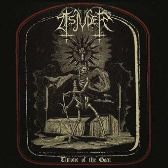 Tsjuder - Throne Of The Goat 1997-2017 - Digisleeve CD