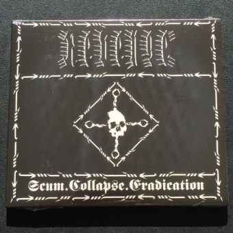 Revenge - Scum.Collapse.Eradication - Digipak CD