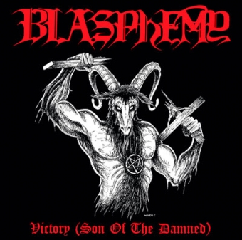 Blasphemy - Victory (Son of the Damned) - CD