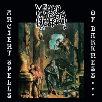 Moenen of Xezbeth - Ancient Spells of Darkness... - CD