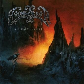 Moonsorrow - V: Hävitetty - CD