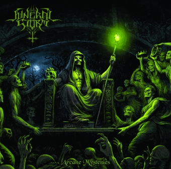 Funeral Storm - Arcane Mysteries - LP