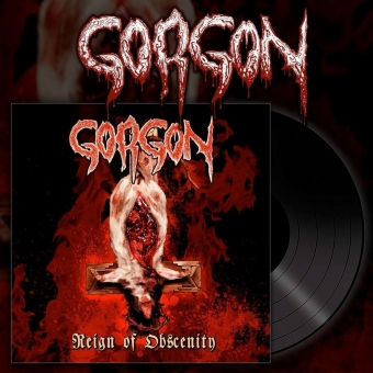 Gorgon - Reign Of Obscenity - LP