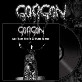 Gorgon - The Lady Rides A Black Horse - LP