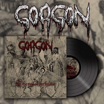 Gorgon - The Veil Of Darkness - LP