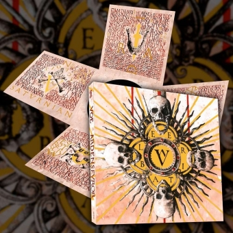 Vortex of End - Ardens Fvror - Digipak CD