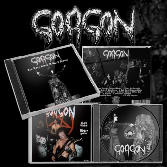 Gorgon - The Lady Rides A Black Horse - CD
