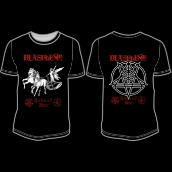 Blasphemy - Gods of War - Shirt