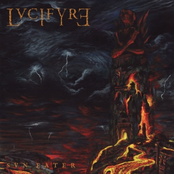 Lvcifyre - Svn Eater - CD