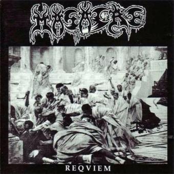 Masacre - Reqviem - CD