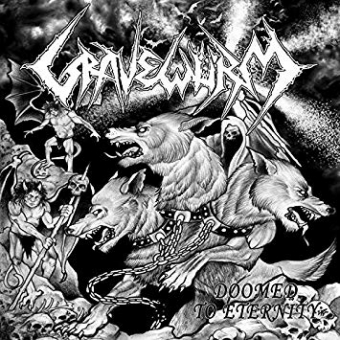 Gravewürm - Doomed To Eternity - CD