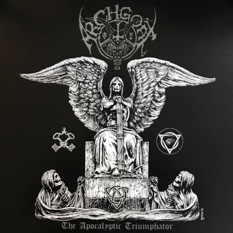 Archgoat - The Apocalyptic Triumphator - LP (clear)