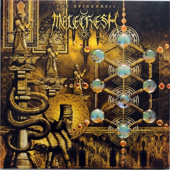 Melechesh - The Epigenesis - CD
