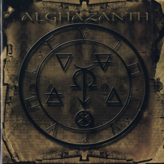 Alghazanth - Osiris-Typhon Unmasked - CD