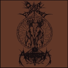 Order Of The Ebon Hand / Akrotheism - Behold The Sign Of A New Era / Generation Of Vipers - CD