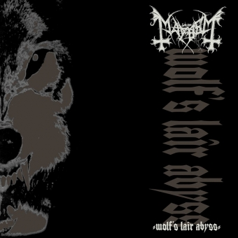 Mayhem -  Wolfs Lair Abyss - CD