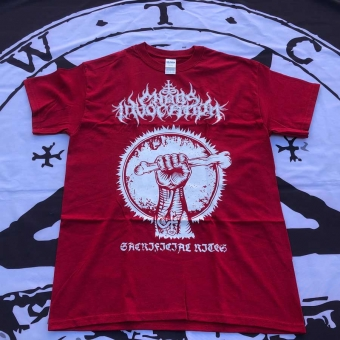 Chaos Invocation - Sacrificial Rites - T-Shirt (Rot)